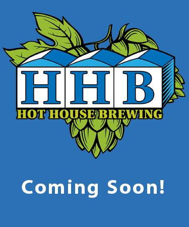 Coming Soon Beer Topper