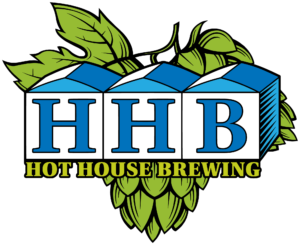 Hot House Brewing Color Logo