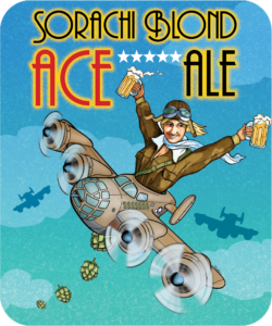 Sorachi Ace Topper