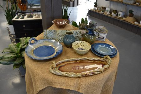 Ceramic Crafts by local artisans