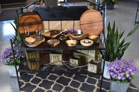 Wood Crafts by local artisans
